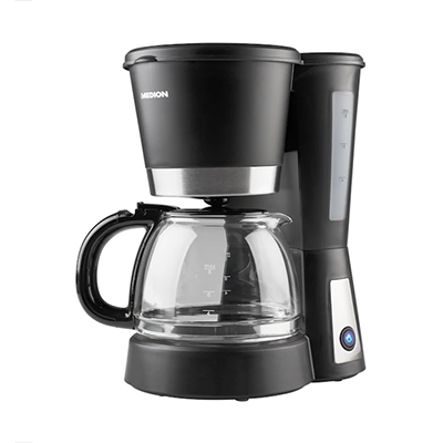 MEDION Kaffeemaschine MD 17024 für nur 14,95 Euro inkl. Versand