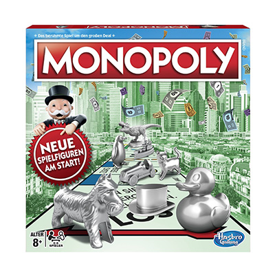 Hasbro Monopoly Classic Brettspiel für nur 18,48 Euro inkl. Versand