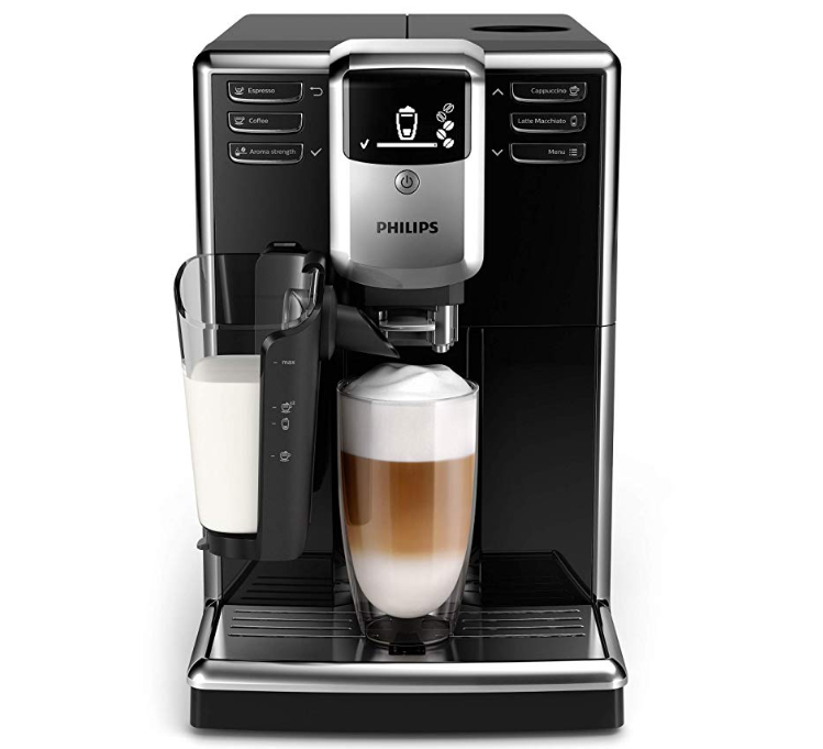 Philips EP5330/10 LatteGo Series 5000 Kaffeevollautomat für nur 499,- Euro inkl. Versand