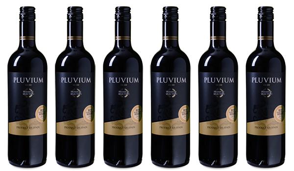 6er-Paket Pluvium Premium Selection Vino Tinto für nur 23,89 Euro inkl. Lieferung
