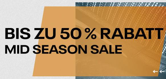 Bis zu 50% Rabatt auf verschiedene Sale Artikel bei Reebok