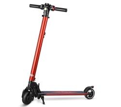 PARTU Elektro Scooter mit 5.2 AH Batterie für nur 219,99 Euro