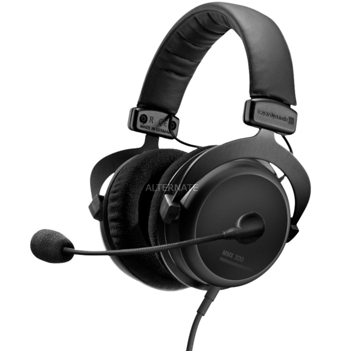 beyerdynamic MMX 300, Headset (schwarz, 2. Generation) für nur 229,- Euro inkl. Versand
