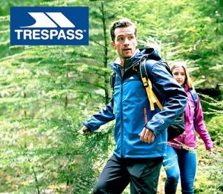 Sport- und Outdoorkleidung von Trespass im Sale bei Vente-Privee (Veepee)