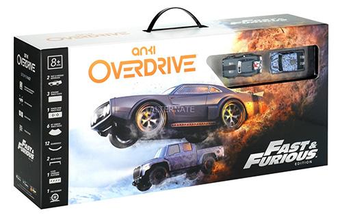 Anki OVERDRIVE Rennbahn Starter Kit Fast & Furious Edition für nur 78,39 Euro (statt 99,- Euro)