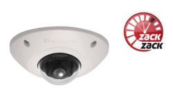 Wetter- und Vandalismusgeschützte LevelOne FCS-3073 Dome-Überwachungskamera für nur 80,89 Euro