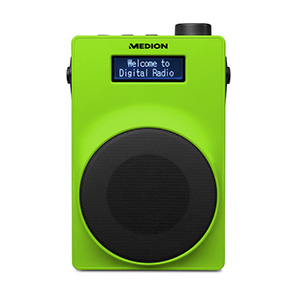 Ausverkauft! MEDION LIFE E66880 DAB+/UKW-Radio mit USB-Ladeanschluss für nur 19,95 Euro inkl. Versand