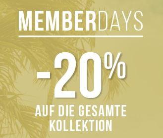 20% Rabatt auf fast das gesamte Sortiment im Hunkemöller Onlineshop