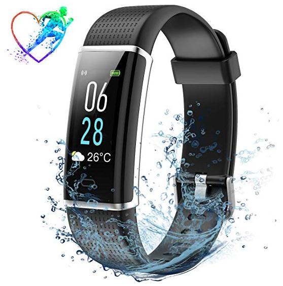 Mpow Fitness Tracker mit Herzfrequenzmesser für nur 21,39 Euro