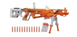 Hasbro Nerf AccuStrike Raptorstrike Nerf Gun für 33,48 Euro