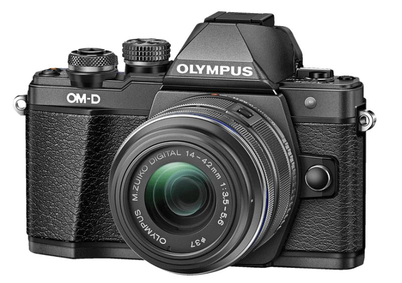 OLYMPUS OM-D E-M10 Mark II Systemkamera mit 14-42 mm Objektiv für nur 388,95 Euro inkl. Versand