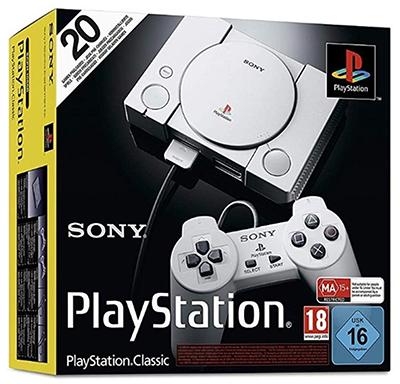 SONY PlayStation Classic im Retrodesign für nur 24,95 Euro bei Zahlung mit Paydirekt