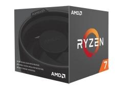 Bestpreis: AMD Ryzen 7 2700 Prozessor (Boxed Version) für 219,90 Euro bei Alternate
