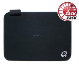 Schnell sein! QPAD FLX100 RGB Mauspad für 8,48 Euro inkl. Versand