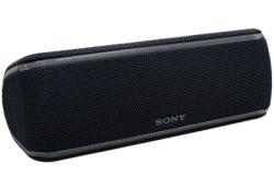 SONY SRS-XB41B Wasserfester Bluetooth-Lautsprecher mit EXTRA Bass für 119,- Euro