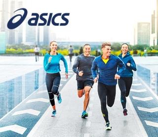 Asics Sale mit Sneakers und Sportklamotten bei Vente-Pricee (Veepee)