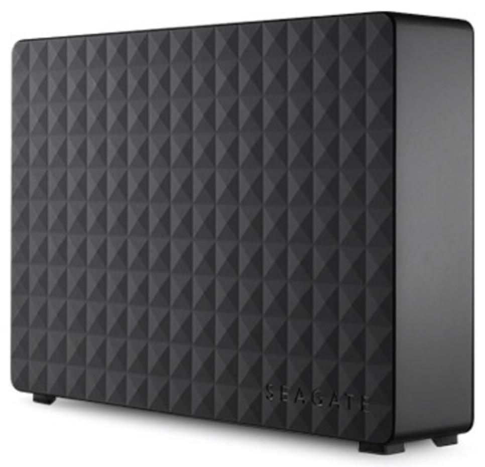 SEAGATE Expansion Desktop 6 TB externe Festplatte für 99,- Euro inkl. Versand