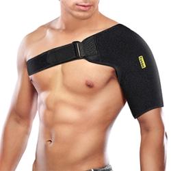 Verstellbare Neopren Schulterbandage für 9,99 Euro inkl. Prime-Versand