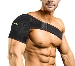Verstellbare Neopren Schulterbandage für 10,99 Euro inkl. Prime-Versand