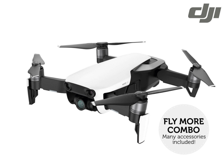 DJI Mavic Air Drohne als Fly More Combo nur 799,95 Euro bei Ibood