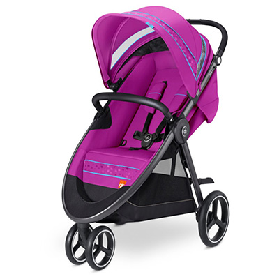 gb GOLD Sport Kinderwagen Sila 3 Posh Pink-pink für nur 76,99 Euro inkl. Versand