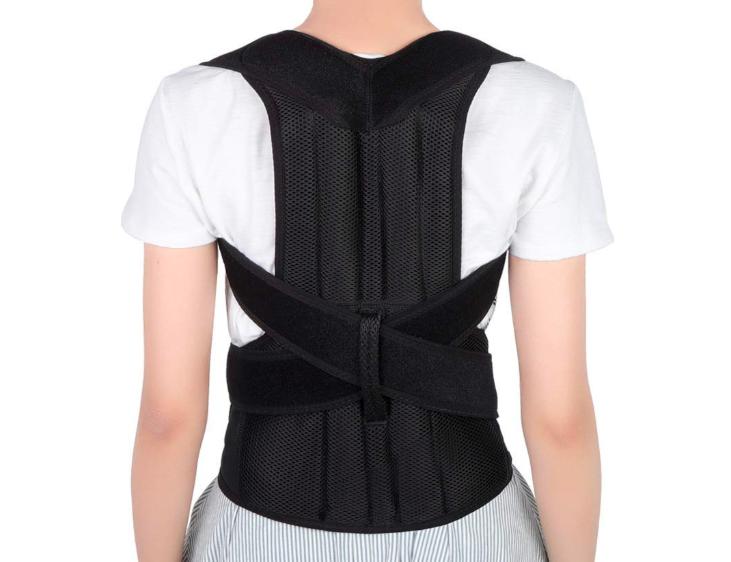 Verstellbare Schulterstütze zur Haltungskorrektur in verschiedenen Größen für je nur 12,99 Euro