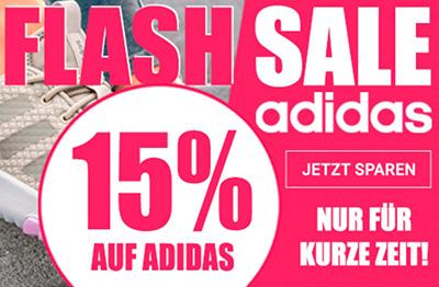 90aad0afa8dea8 15% Rabatt auf das gesamte Adidas-Sortiment im Gebrüder Götz Onlineshop -  Snipz.de