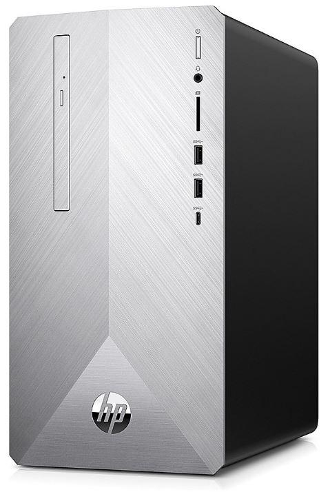 HP Pavilion 595-p0611ng Desktop PC (i7-8700, 8GB, 1TB HDD, 128GB SSD, GTX1060, Win10) für nur 677,95 Euro inkl. Versand