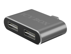 ICY BOX IB-Hub1201-C USB-Hub für 11,48 Euro inkl. Versand bei Alternate
