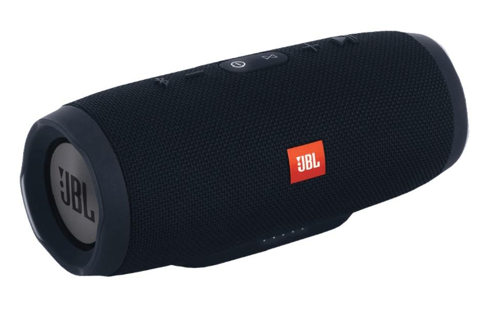 JBL Charge 3 Stealth Edition Bluetooth Lautsprecher für 85,- Euro inkl. Versand