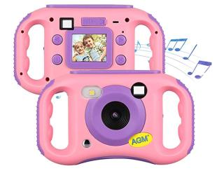 Wieder da: AGM MP3 Kinderkamera mit 1.77″ LCD und 4GB internem Speicher für 19,99 Euro