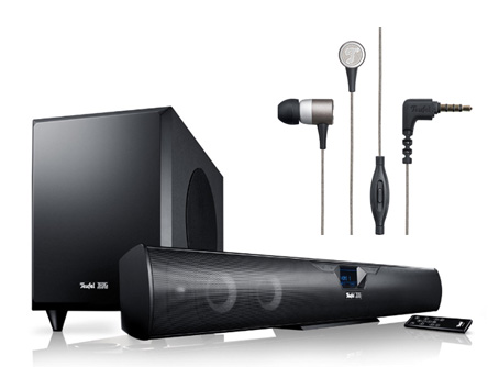 Teufel Cinebar 52 THX Soundbar + Teufel MOVE PRO Kopfhörer für zusammen nur 619,98 Euro inkl. Versand