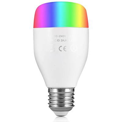 Utorch LE7 E27 WiFi Smart LED Birne (App- oder Alexa steuerbar) für nur 11,70 Euro inkl. Lieferung aus der EU