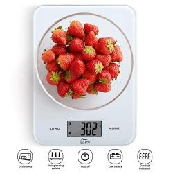 Digitale Küchenwaage EK9160K bis 8kg mit 1g-Einteilung für nur 7,99 Euro inkl. Prime-Versand