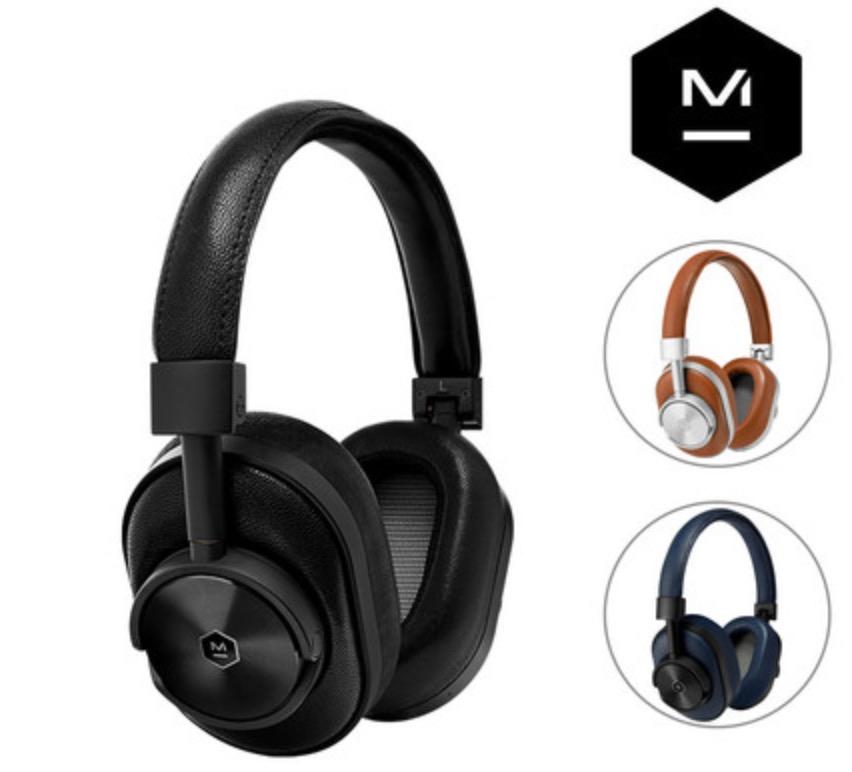 Master & Dynamic MW60 Over-Ear-Kopfhörer mit Bluetooth für nur 245,90 Euro inkl. Versand