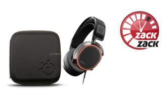 SteelSeries Arctis Pro Headset Bundle inkl. Hartschalenetui für nur 130,89 Euro