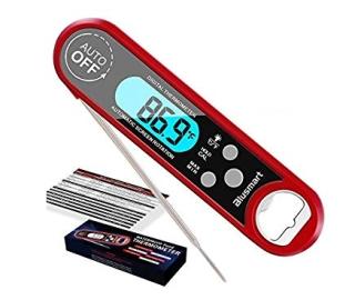 Blusmart Digital Fleischthermometer für 9,75 Euro inkl. Prime-Versand