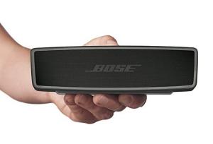BOSE SoundLink Mini II Carbon Bluetooth Lautsprecher für nur 111,- Euro