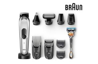 Braun Multi-Grooming-Kit MGK7020 10-in-1-Trimmer für 55,- Euro inkl. Versand