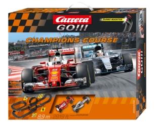 CARRERA (TOYS) Champions Course Rennbahn für nur 49,- Euro