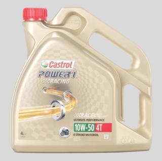 4 Liter Castrol Power 1 Racing 4T 10W-50 für Motorräder nur 15,96 Euro inkl. Versand