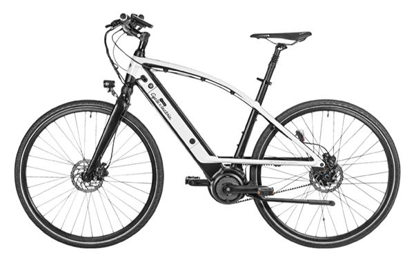 Ausverkauft! CYCLE ELECTRIC MILOS Urbanbike Elektrofahrrad mit Aluminiumrahmen und 403 Wh für nur 1.399,- Euro (statt 2.279,- Euro)