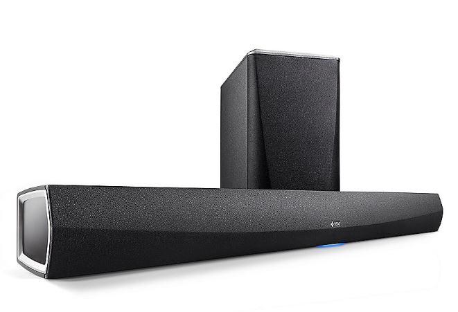 Denon HEOS HomeCinema HS2 wireless Soundbar mit Subwoofer nur 399,- Euro inkl. Versand