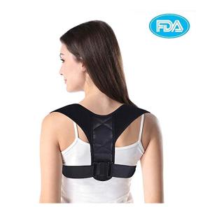 Doact Haltungskorrektor für Rücken und Nacken nur 7,79 Euro