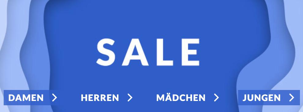 Bis zu 50% Rabatt im Engelhorn Sport Sale + 5 Euro Newslettergutschein ab 50,- Euro Bestellwert