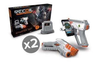 2x Goliath Recoil Starter Set AR-Laserspiel für nur 55,90 Euro