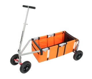 HUDORA Überländer Kompakt 9″ Handwagen für nur 135,89 Euro