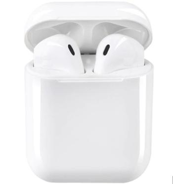 Krasser Airpod KLon: I60TWS Bluetooth 5,0 Drahtloser Kopfhörer für 18,39 Euro