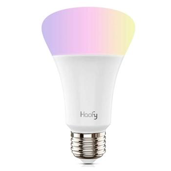 Smartes Haofy RGB LED E27 Leuchtmittel mit 5 W , WiFi und Amazon Echo Support für 5,99 Euro