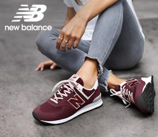 Sneakers und Klamotten von New Balance bei Veepee